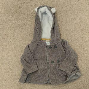 Baby Girl Carter's Coat 6 month
